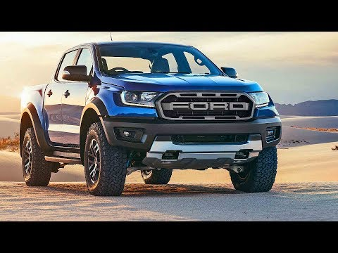 Ford Ranger Raptor (2019) FIRST LOOK