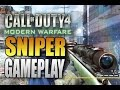 COD4 MWR QUICK SCOPING AND TRICKSHOTING (Live Stream)