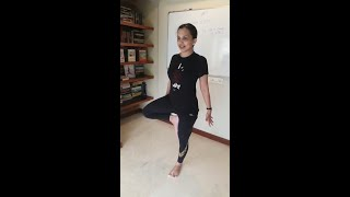 Yoga at home - Part 1