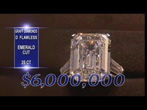 Lap of Luxury: Extraordinary Diamonds