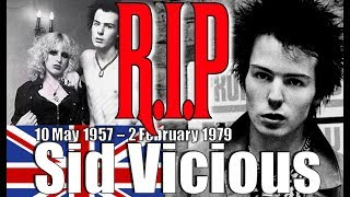 Interview with SID VICIOUS from Sex Pistols - Spirit Box Session - WAGNER ITC PARANORMAL