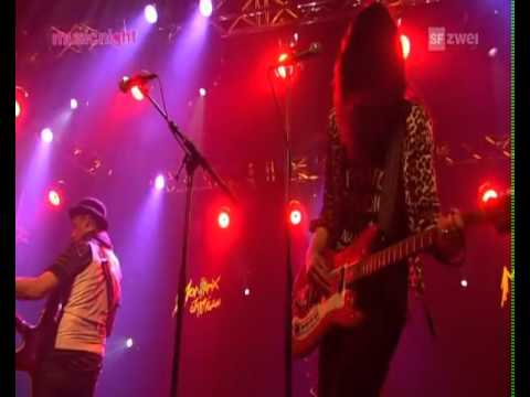 THE KILLS - LIVE SWITZERLAND (2008)
