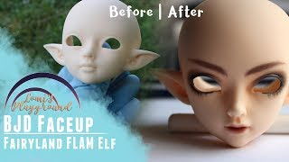 BJD Faceup: Fairyland FLAM Elf