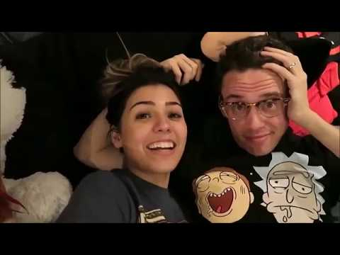 Logic and his wife Jessica Andrea: Cutest/ Funniest moments!
