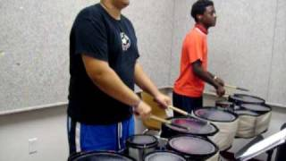 The Tenor Section- Intro into Part 1