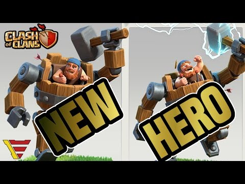BATTLE MACHINE | NEW NIGHT VILLAGE HERO | BEST HERO ABILITY | Update | Clash of Clans