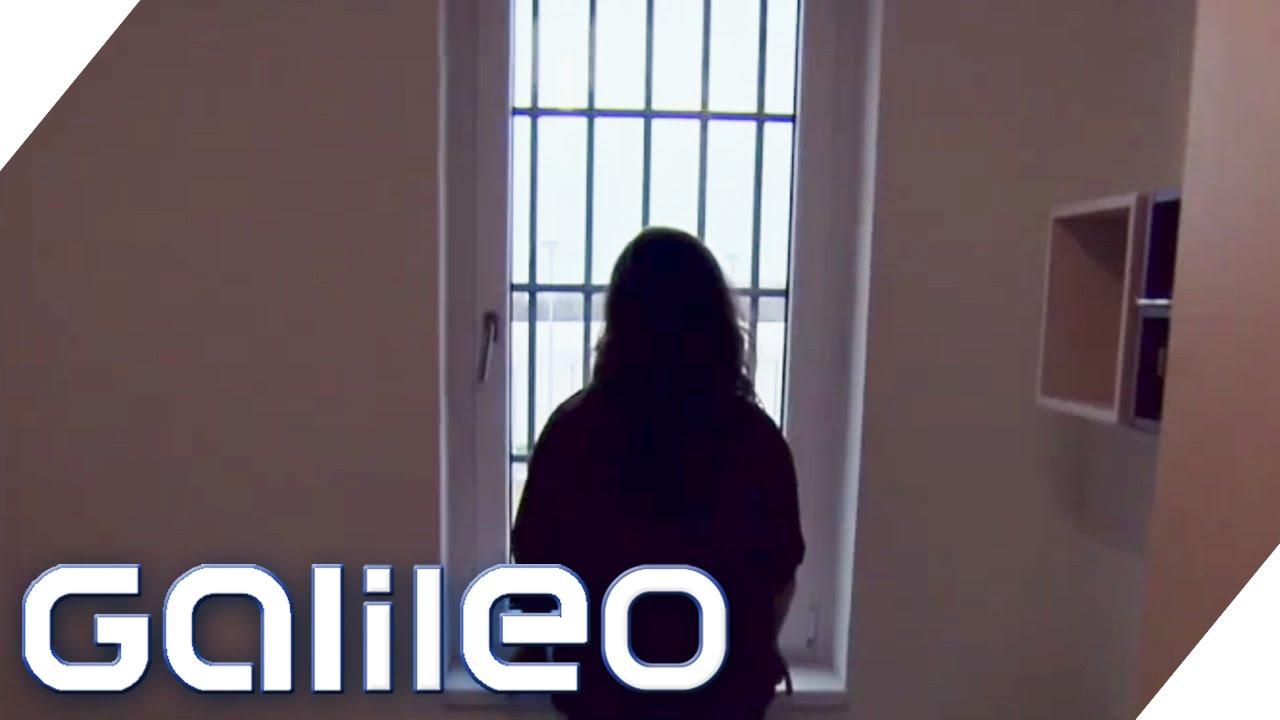 Galileo Reporterin Maike
