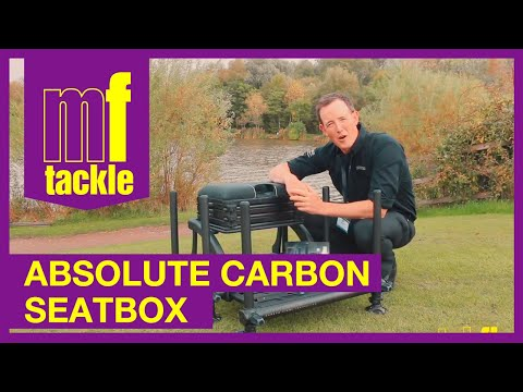 Preston Innovations Absolute Carbon - Quick Look