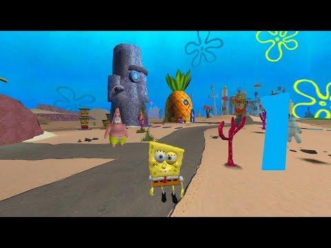 SpongeBob Battle for Bikini Bottom - Part 1 (Bikini Bottom 1) (1080p)