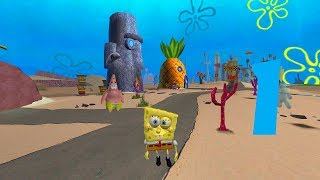 SpongeBob Battle for Bikini Bottom - Part 1 (Bikini Bottom 1) (1080p)
