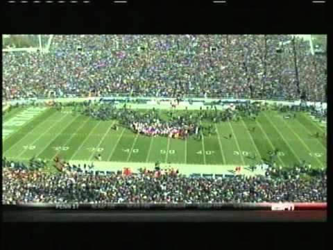 Nebraska vs Penn State 2011