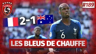 Replay #189 : Débrief France vs Australie (2-1) COUPE DU MONDE 2018 - #CD5