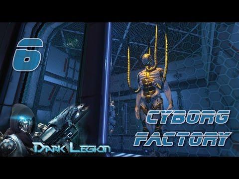 Dark Legion VR - Cyborg Factory?! (6)