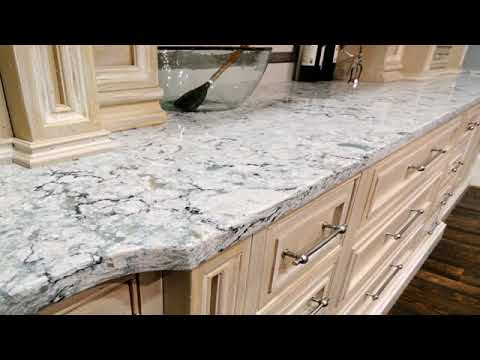 Kitchen With Marble Floor You