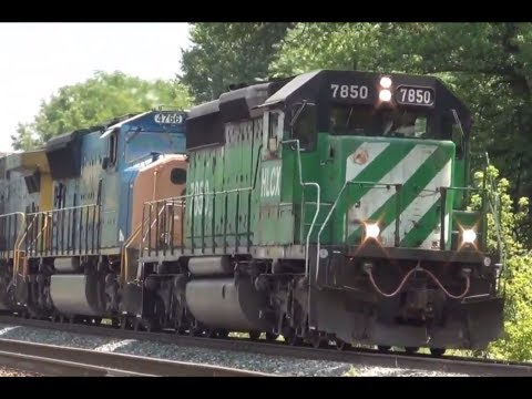 CSX Freight Trains