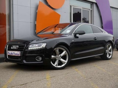 2010 Audi A5 S Line Special Edition 20tdi 170 Coupe 2d For Sale In