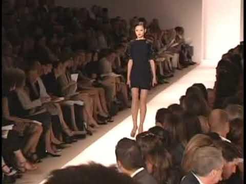 Dennis Basso fashion show SS 2010 New York-MBFW