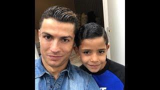 Mầm non bóng đá tương lai phần 1 - Cristiano Ronaldo Jr