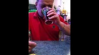 1 litre de whisky cul sec