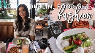Dublin Day Trip & New Staples In My Fall Wardrobe | Day In My Life