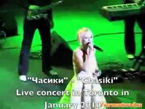 Валерия ♥ Valeriya Fans Italia Hello America Concert 2010