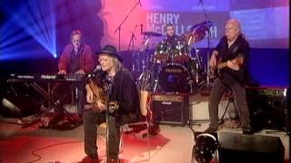 Henry McCullough - the Last of the Blue Men (Live) Northern Ireland TV Show