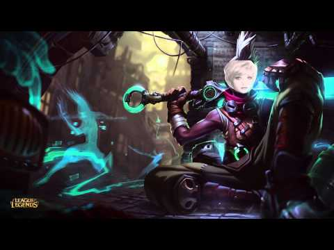 Voice - Ekko, The Boy Who Shattered Time - Sound Effects by Kwinnar