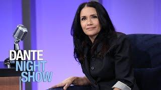 La gran actriz latina Lourdes Reynolds y su inspiradora lucha contra el cáncer – Dante Night Show