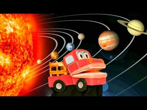 El Sistema Solar para Niños - Barney El Camion - Videos Educativos Infantiles