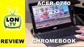 Acer c740 11