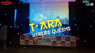 T-ARA (티아라) 'Mix' Xtreme Queens - Expo Fans KPop 2019
