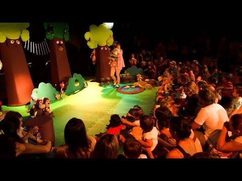 La magia del teatro para bebés y próximo día mundial del libro-Club de Mamás