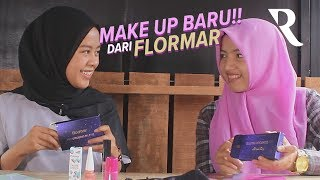 Yeeeyy… Nyoba Make Up Baru dari Flormar – Part 1