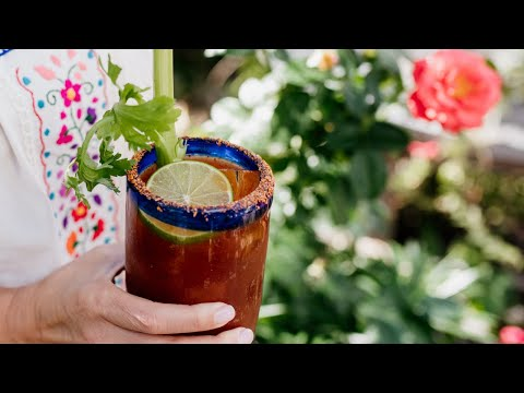 Easy Spicy Michelada (Mexican Beer Cocktail)