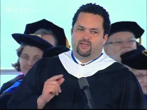 Ben Jealous, Columbia College Class Day Speaker, Columbia Commencement 2010