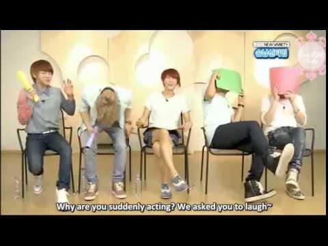 Hyunseung Laugh Lol (ot6)