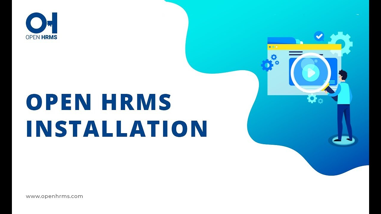Open HRMS Installation Guide - ( How to Install? )