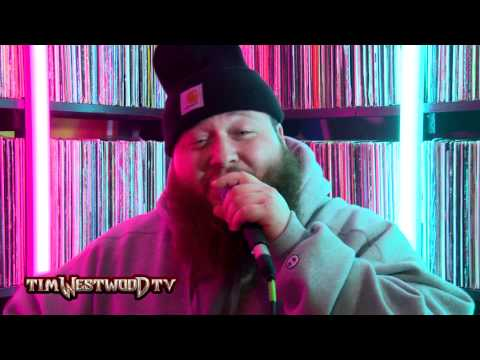 Action Bronson Freestyle On Westwood Crib Sessions!