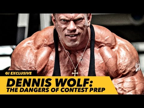 Dennis Wolf Interview: The Dangers of Contest Prep | Generation Iron