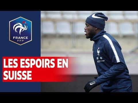 Les Espoirs sont en Suisse I FFF 2019
