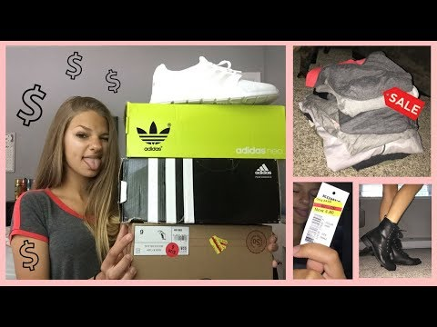AFFORDABLE BACK TO SCHOOL TRY-ON HAUL 2017!! | SOPHOMORE YEAR
