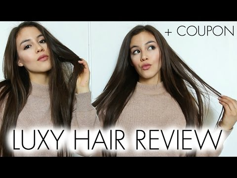 LUXY HAIR REVIEW + COUPON CODE thumbnail