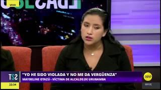 Todo Se Sabe │Víctima del alcalde de Urubamba: