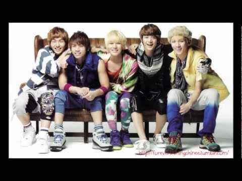 Shinee - Boy Band