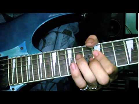 Mulan Jameela - Wonder Women (Solo Gitar Lesson)
