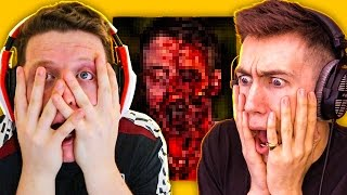 HORRIFIC 50/50 CHALLENGE VS ETHAN!