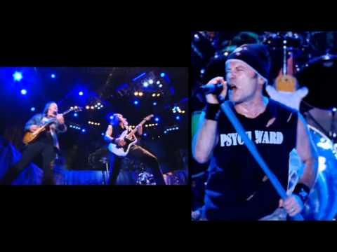 Iron Maiden - The Talisman - En Vivo! 2012 HD