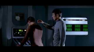 Leonard Nimoy On The Vulcan Neck Pinch | EPIX