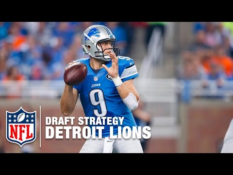 Lions 2016 NFL Draft Strategy | Path To The Draft | NFL Network