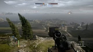 Battlefield 1 Best Sniper Spots - All Maps: Hidden and Secret Places
